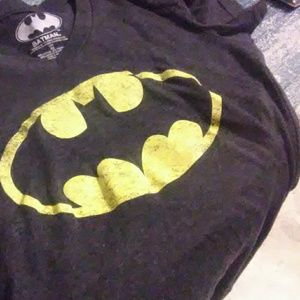 Batman Tops - Woman's size XS Batman T-shirt